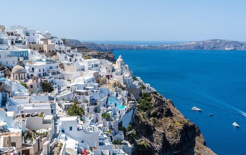 Santorini oia greece water 161815