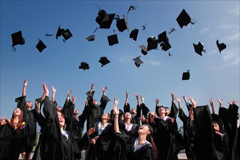 Accomplishment ceremony college 267885