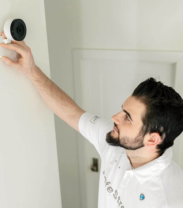 Home Security & Alarm Installation Services