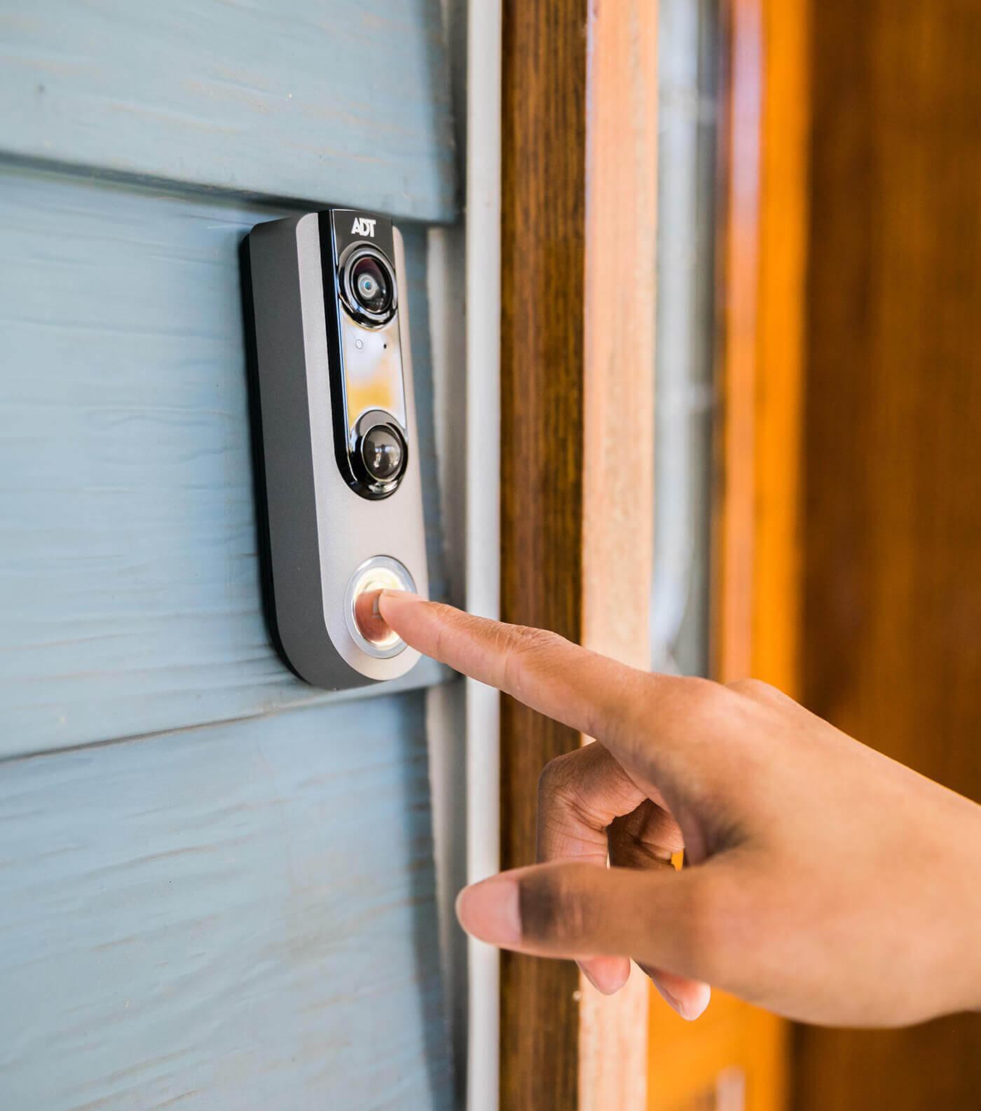 ADT SafeStreets Door Bell